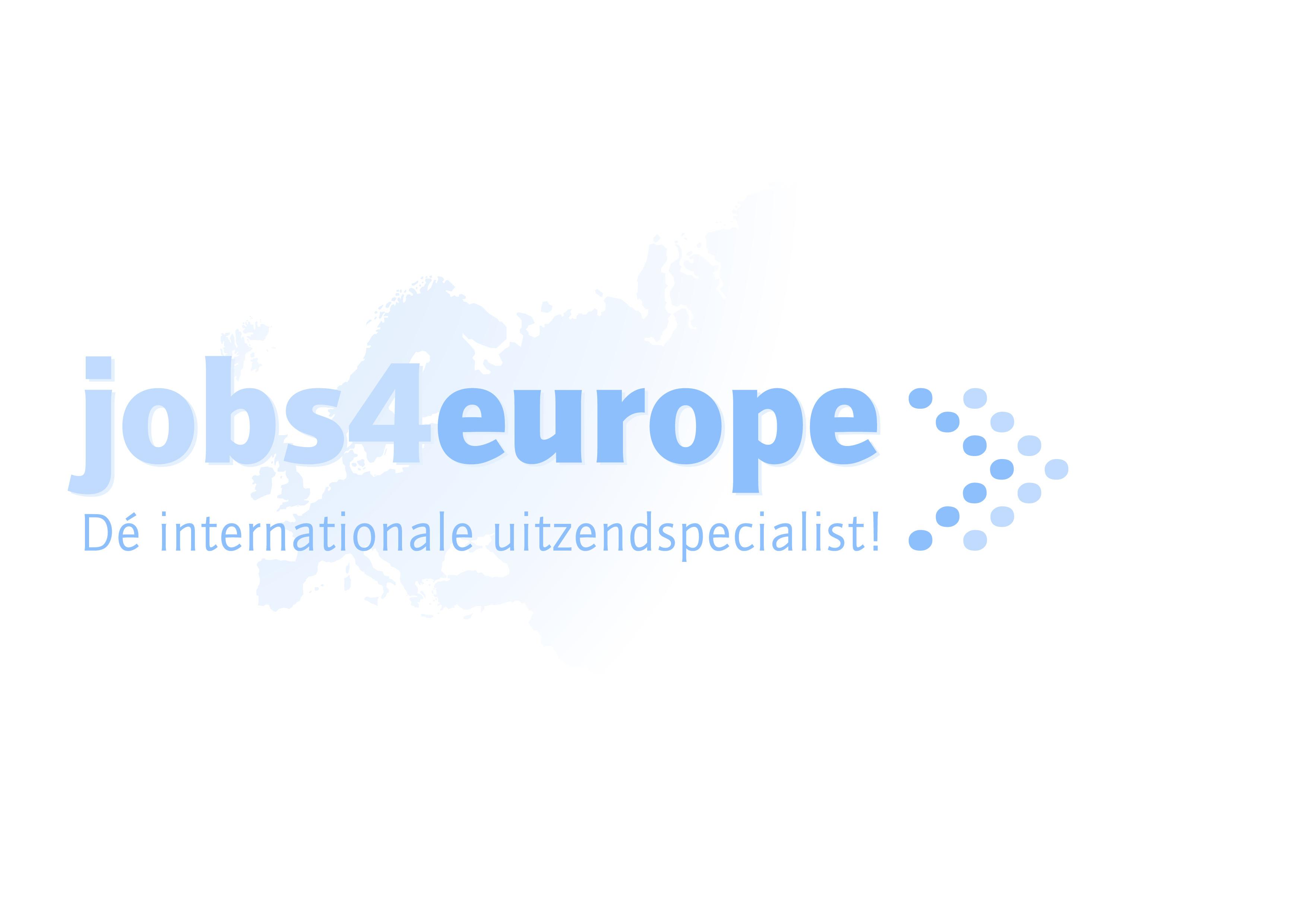 blau Logo Jobs4Europe
